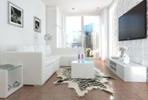 Chelsea Tower, NY / Staged by Modani Furniture