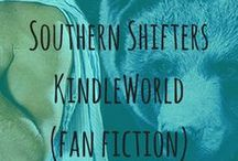 Southern Shifters KindleWorld / Come and see all the pictures that the contributing authors to the Southern Shifters KindleWorld want to share with you. Including covers, quotes, etc.