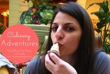 Culinary Adventures / Food all around the world