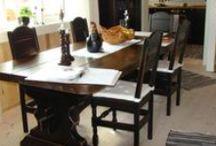 Hyttemøbler / Hytte møbler på bestilling . Vi måler,  tegner,  produserer og leverer direkte til din hytta. Alt i samsvar med norsk bonde stil og tradisjon.