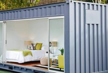 COntAIN Me / shipping container homes