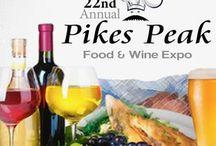 Annual Pikes Peak Food & Wine Expo / www.PPCRA.com