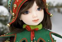 Doll inspiration / Inspiring doll artists, sculpting tutorials, doll clothes and patterns