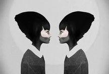 illustrations / by Barbara Gamelas