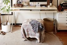 Workspace / by Shanna Kesler
