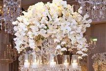 Inspiration Floral Design / Composizioni  e scenografie floreali per eventi dal web