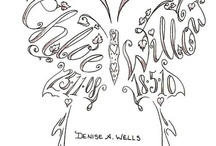 Tatoos :) / by Pamela Diane Anderson