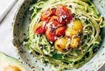 fooooooooood. / Yummy food recipes. Vegetarian recipes, italian dishes and lots of desserts!