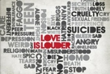 LOVE IS LOUDER / by Nikki ✨
