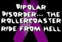 Mental Health: Bipolar Disorder / BIPOLAR DISORDER causes serious shifts in mood, energy, thinking, and behavior–from the highs of mania on one extreme, to the lows of depression on the other. More than just a fleeting good or bad mood, the cycles of bipolar disorder last for days, weeks, or months. And unlike ordinary mood swings, the mood changes of bipolar disorder are so intense that they interfere with your ability to function. / by Nikki ✨