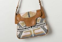 Bags/Pouches / by Shanna Kesler