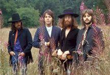 Paul, John, Ringo & George / by Shanna Kesler