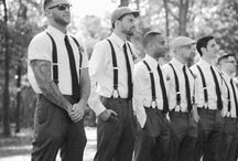 WEDDING - GROOM THINGS / by Brianna Clayton