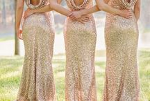 WEDDING - BRIDESMAIDS / by Brianna Clayton