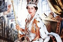 """""""God Save The Queen!"""" / by Judith Woodward Goodson"""