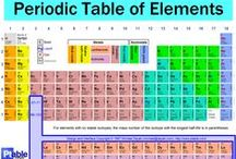 Periodic Table / Resources for learning about the periodic table in Chemistry / by Angela Stubbs
