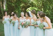 Mint Green Wedding / My favorite color is green. And, well, I just think a mint green wedding would be so lovely! / by The Polka Dot Press