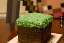 Minecraft Party / Ideas for a minecraft themed kids birthday party