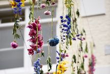 Végétalisation/broderie urbaine / street art / nature / villes / rues / floral