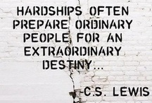 quotes / by Adrienne Berg