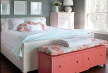 kids and guest bedrooms / by Adrienne Berg