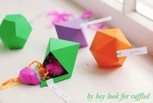 things I will do to pretend I'm creative / crafts