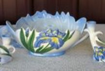 Elegant Glass and Pottery / Just enjoy this board and I know you will appreciate all the beautiful glassware.
