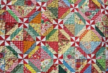 QUILTS AND QUILTING / by NJB