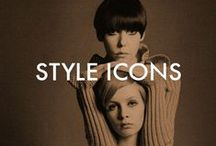 Style Icons / people we love to love