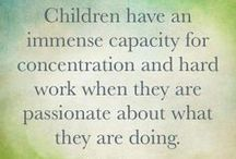 Unschooling / Inspiration & Ideas for learning.