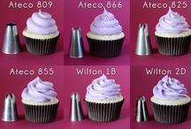 Cosas para mi cupcake