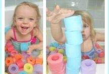 Sensory play arts and crafts / by Kristin Taylor