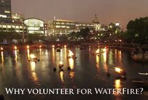 WaterFire Volunteers / WaterFire is home to a dynamic community of volunteers. These are some of the individuals who make WaterFire possible.