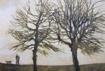Paintings by Alida Bothma