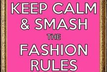 Kimba Likes Smash the Fashion Rules / Smashing the Fashion Rules one by one!
