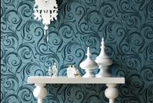 Hearth - Walls / Paneling, Wallpaper and other inspirations for covering the walls