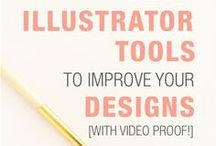 Tools & Resources / Tips, tricks, resources, how-to tutorials, free vectors, graphics, design-related items.