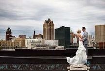 Milwaukee Love / MKE has quite a few amazing and historic wedding venues. What to do in Milwaukee, where to go and what to see!