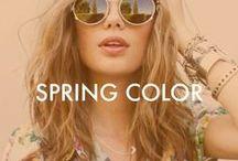 Spring Color Inspiration
