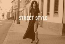 Street Style / everyday fashion forward style