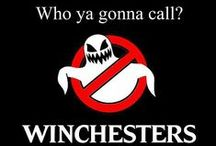 Who Ya Gonna Call? Winchesters! / by Elle McCall