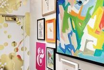 Gallery Wall + Style♥