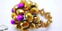 Jewel tutorials / tutoriale biżuteryjne
