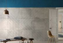 """BRH+ / Barbara Brondi and Marco Rainò (Turin, 1970), architects and designers, are the founders of BRH+. For CEDIT - Ceramiche d'Italia they designed the """"Matrice"""" collection."""