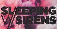 SLEEPING WITH SIRENS / //When you have today you should say all that you have to say//