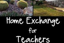 Teacher Travel  / Traveling on a teacher's budget