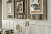pallets repurposed / by Stacy Naeve