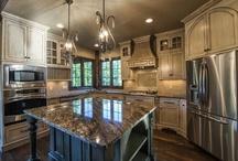 kitchen inspiration / by Stacy Naeve