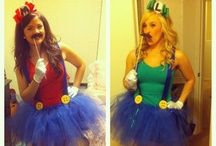All Hallows Eve / Costume/ halloween party ideas / by Erin Graf