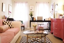 Decorating / by Shannon Doherty